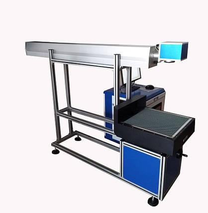 Лазерный гравер COMPACT DF40 100 Вт 40x40см., фото 2