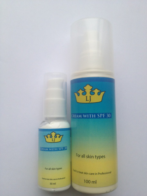 Крем с SPF 30 (Cream with SPF 30), 100 мл