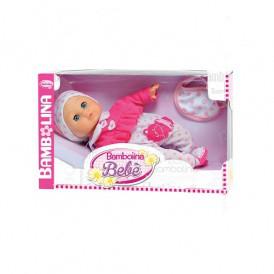 Говорящая кукла BAMBOLINA - МАЛЫШКА ФЛОРА (озвуч. укр. яз., 34 см, с а