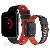Kingwear GV68 смарт часы со съемным ремешком и влагозащитой ip68