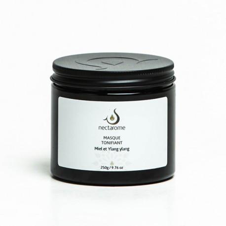 Маска для обличчя мед+іланг-іланг 250г Nectarome