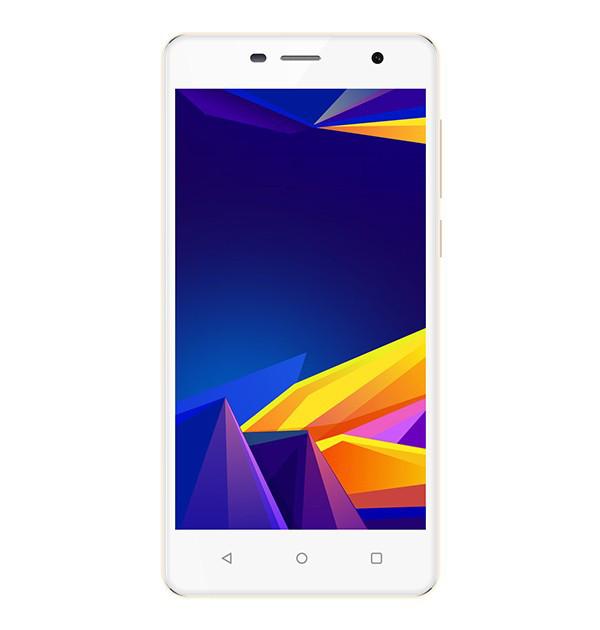 Смартфон Nomi i5010 1/8Gb Gold (Бело-Золотой)