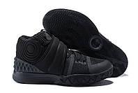 Мужские баскетбольные кроссовки Nike Kyrie 2 EP All Black Реплика