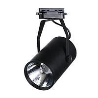 LED-Светильник LEDSTAR трековый COB-ZT-020, 20W, 6000K, Black (101334)