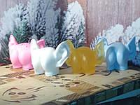 Прикольное мыло ЖОПА С УШАМИ, разные цвета, веселый подарок друзьям.