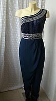 Платье вечернее в пол Lace&Beads р.42-44 7665