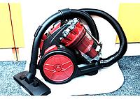 Пылесос циклонного типа Promotec PM655 3000W, пылесос для дома, циклонический пылесос, пылесос без мешка