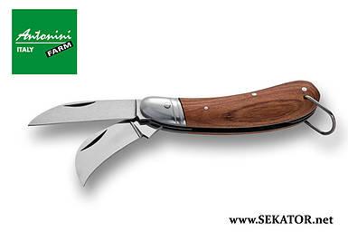 Садовий ніж Antonini 25/2P. A  (Італія)