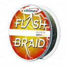 Шнур CLIMAX FLASH BRAID Green 100 m 0.28 21,00kg, зеленый (шт.)