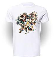 Футболка GeekLand Хвост Феи Fairy Tail Full  art FT.01.002