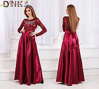 Костюм женский юбка+блузон (цвета) /с1307, фото 1