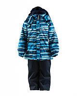Демисезонный утепленный костюм для мальчика Lenne AUGUST 18230 - 2290. Размер 128.