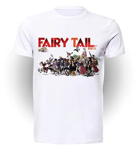 Футболка GeekLand Хвост Феи Fairy Tail  Go! art FT.01.004