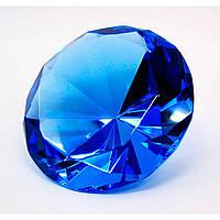 Кристалл хрустальный синий