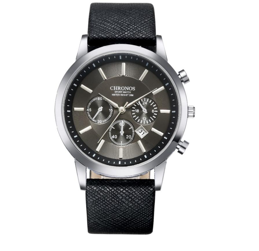 5e2ec5926732 Наручные мужские часы с черным ремешком код 364 - МОДНЫЙ МАГАЗИН женская  обувь, сумки,