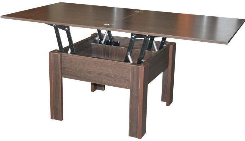 Стол Комфорт венге 800/1600х800х550/770 мм