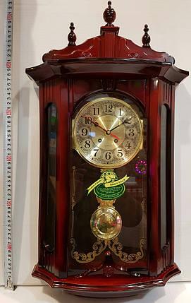 Часы настенные,  большие с маятником, фото 2