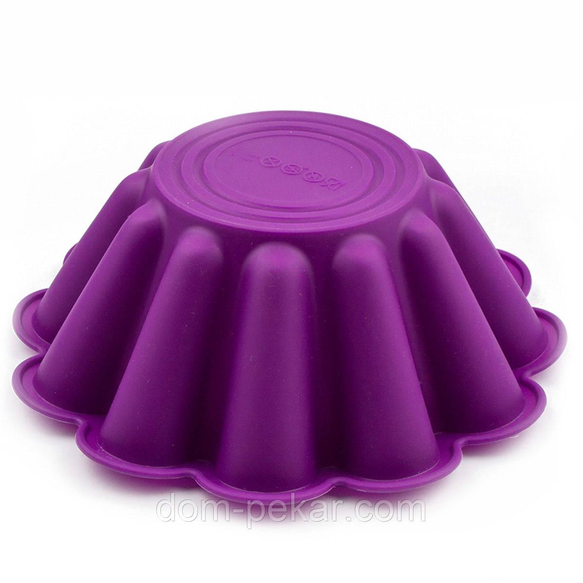 Форма силикон Ромовая бабка
