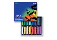 Пастели сухие мягкие 24 цвета, МР-24, Mungyo, 94100664