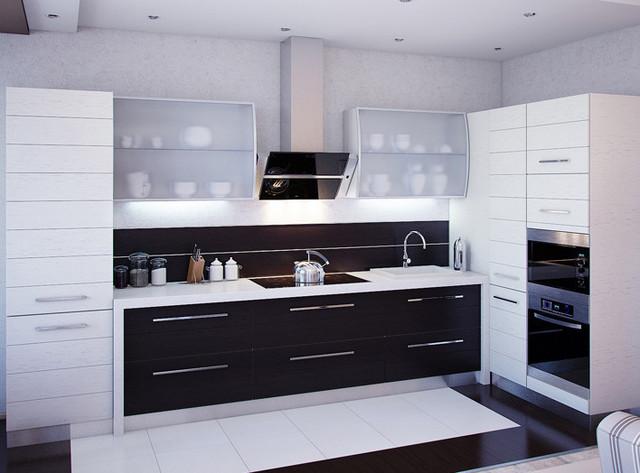 пленочные кухни мдф фото