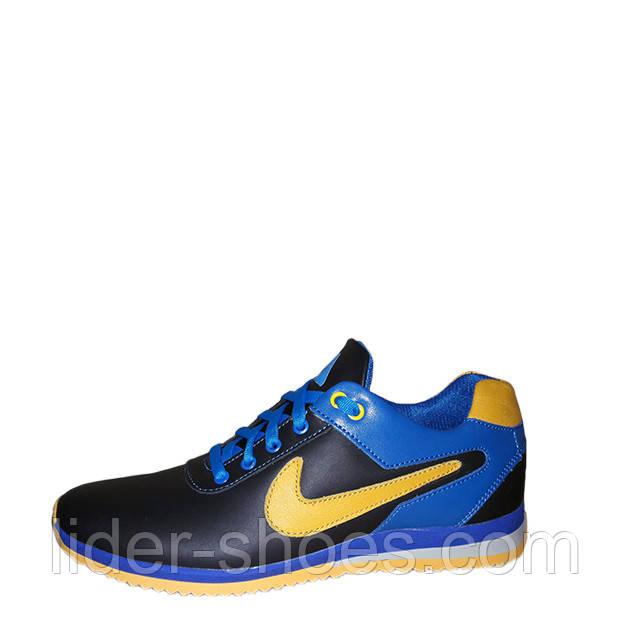 Кроссовки подростковые кожа реплика Nike