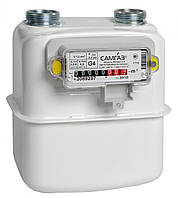 Газовый счетчик Самгаз G 4 RS/2001-2 (без гаек 1 1/4 Пр)