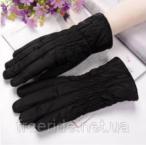 Болоневые женские теплые сенсорные перчатки (8)