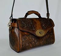 Женская сумка  ручной работы  25х18см