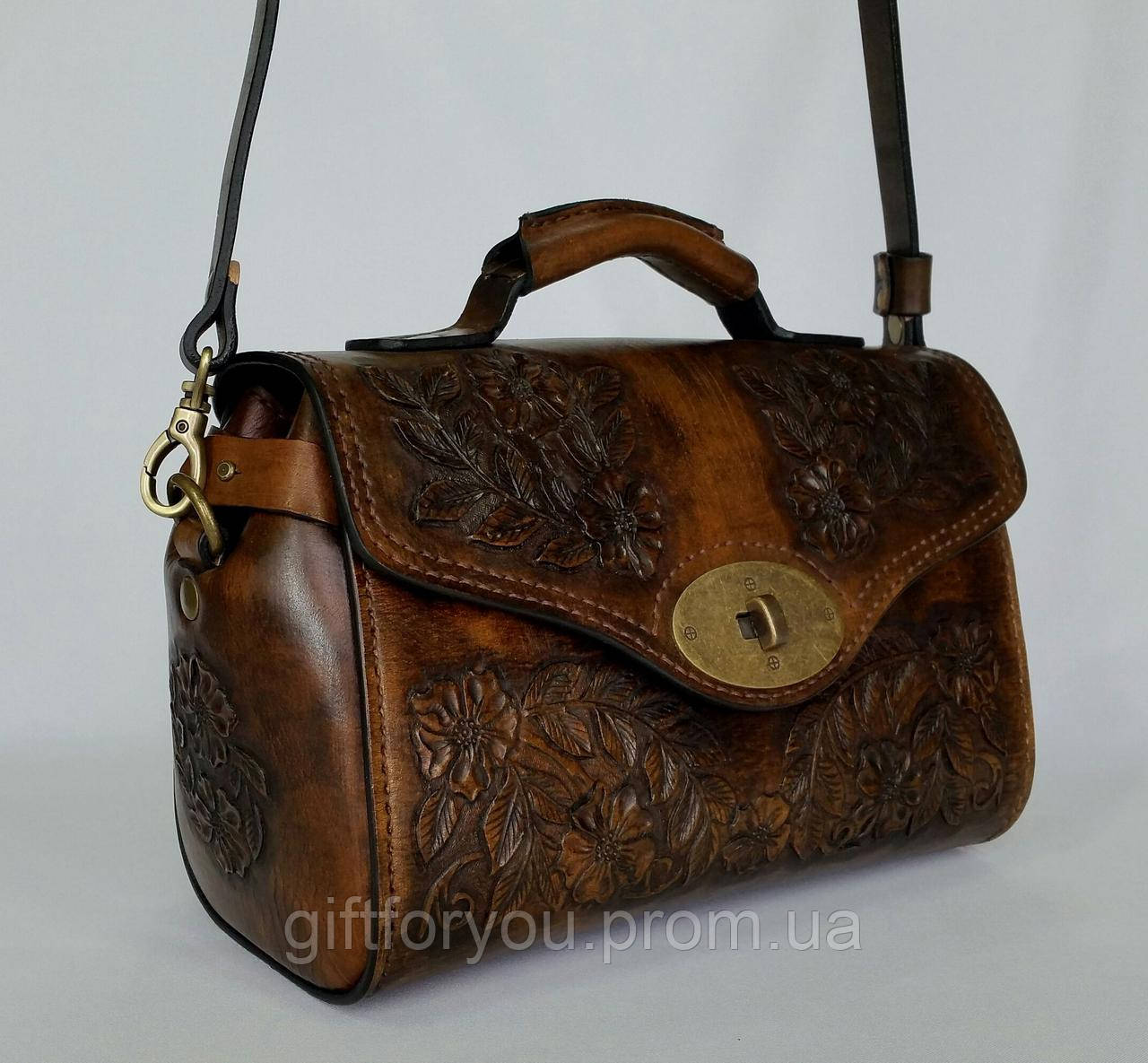 12421fad544d Женская сумка ручной работы 25х18см - Интернет-магазин