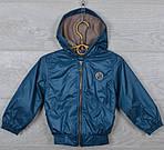 """Куртка-ветровка детская """"Fashion"""". 92-116 см (2-6 лет). Пластилин. Оптом."""