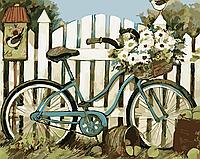 Картина по номерам 40х50 ART STORY - У ворот