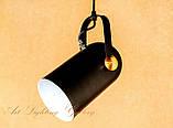 Подвесной светильник в LOFT стиле 1518/4BL, фото 2