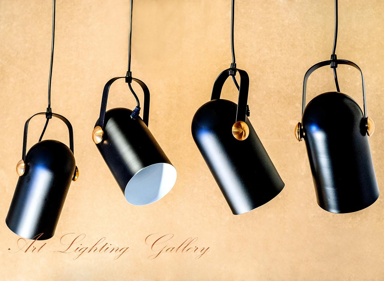 Подвесной светильник в LOFT стиле 1518/4BL