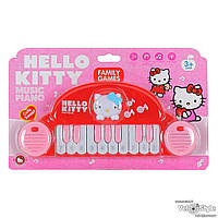 Пианино Hello Kitty ZZ1438-C муз,свет