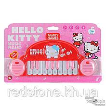 Піаніно Hello Kitty ZZ1438-C муз,світло