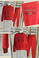 Спортивный костюм Gucci 2018. Женская брендовая одежда Турция опт