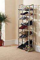 Органайзер для обуви Amazing shoe rack, Полки для обуви, фото 1