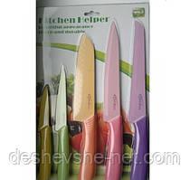 Металлокерамические ножи набор 5шт.