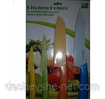 Металлокерамические ножи набор 4шт.