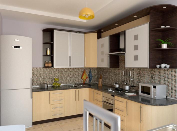 Кухонная мебель на заказ в Киеве