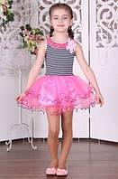 Детское платье BR-33 (розовое)