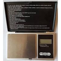 Портативные электронные весы Digital scale Professional-mini CS-500/0.01