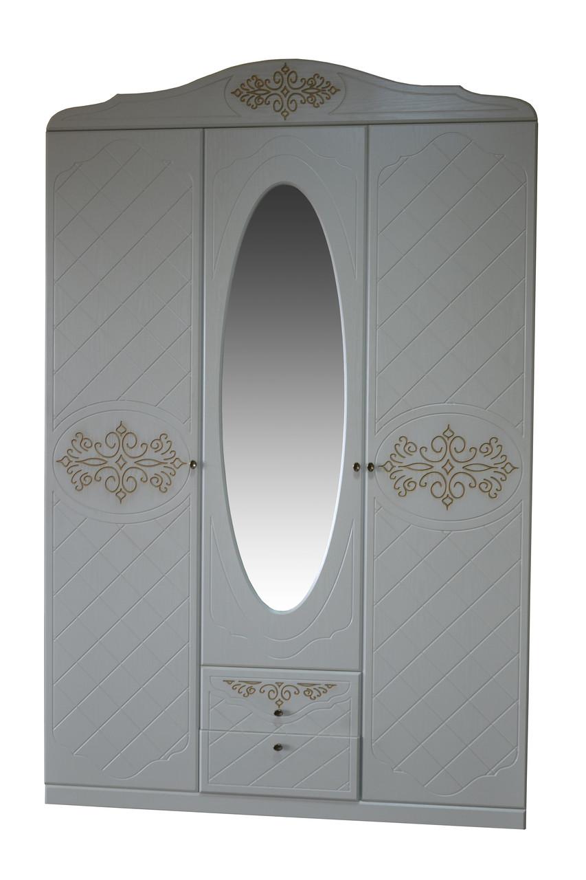 Шкаф Лючия трехдверный