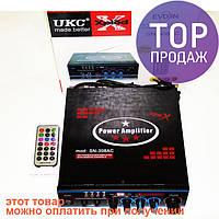 Усилитель звука Xplod SN-308 USB+SD+MP3 /  аудиотехника