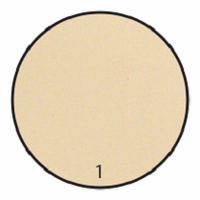 Компактная крем-пудра  mp-35 тон 01