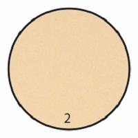 Компактная крем-пудра  mp-35 тон 02