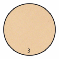 Компактная крем-пудра  mp-35 тон 03