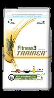 Trainer Fitness3 Adult MEDIUM and MAXI With Duck Rice Oil Корм для собак средних и крупных пород