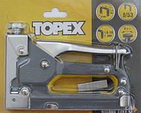 Сшиватель (степлер) усиленный металлический Matrix, Торех, Staple Gun