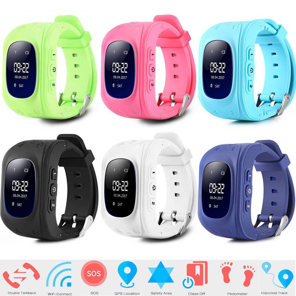 Детские часы с GPS Smart Watch Q50